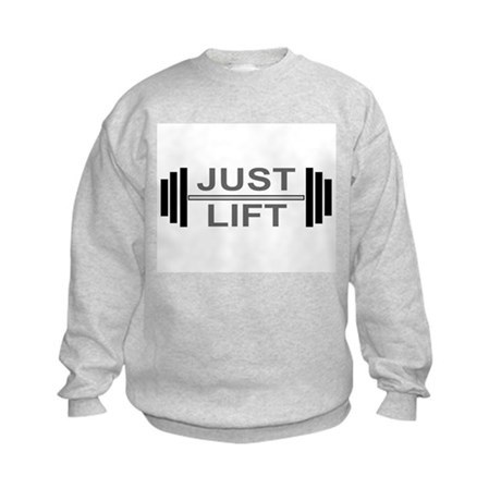 Just Lift II Kids Sweatshirt