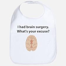 I had brain surgery. What's Bib