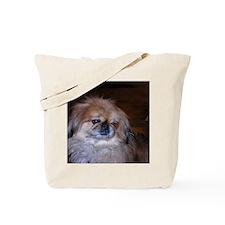 Pekinese Tote Bag