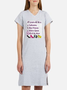 Slide3 Women's Nightshirt