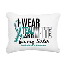 D SISTER Rectangular Canvas Pillow