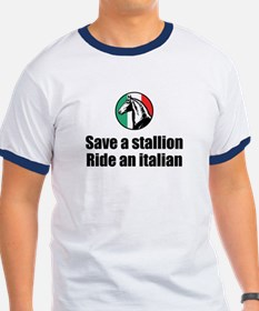 Save a Stallion Ride an Itali T