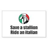 Italian stallion Single