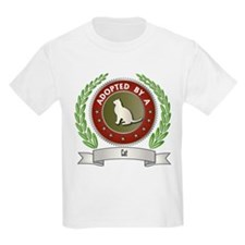 Adopted By Cat Kids T-Shirt