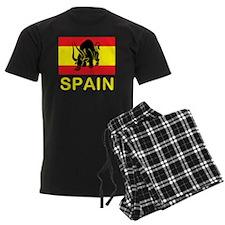 spain7Bk Pajamas