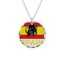 spain7Bk Necklace