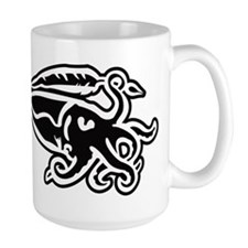 Cuttlefish Sigil Mugs