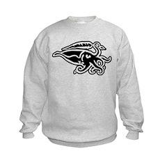Cuttlefish Sigil Sweatshirt