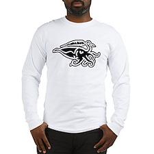 Cuttlefish Sigil Long Sleeve T-Shirt