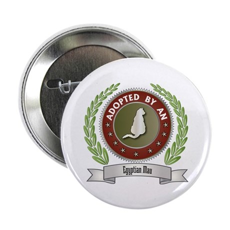 "Adopted By Mau 2.25"" Button (10 pack)"