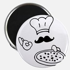 pizza chef Magnet