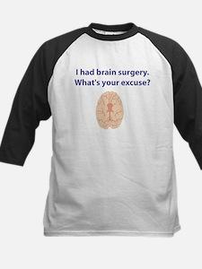 I had brain surgery. What's Kids Baseball Jersey