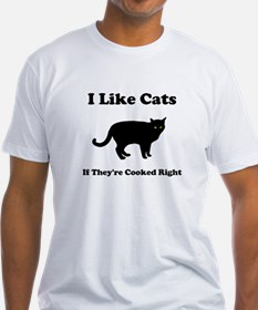 Cat Cooked Right Shirt