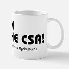Join the CSA Mug