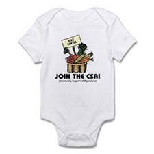 Join the CSA Infant Bodysuit
