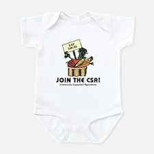 Join the CSA Infant Bodysuit