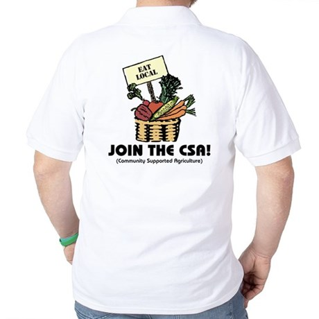 Join the CSA Golf Shirt