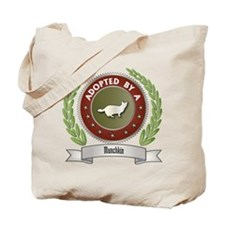 Adopted By Munchkin Tote Bag