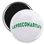 Lepreconartist St. Patrick's Day Magnet