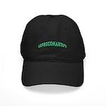 Lepreconartist St. Patrick's Day Black Cap