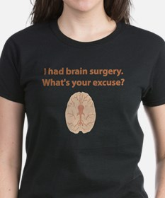 I had brain surgery. What's Tee