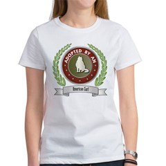 Adopted By Curl Women's T-Shirt