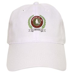 Adopted By Curl Baseball Cap