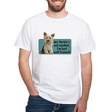 My Yorkie Spoiled? - Shirt