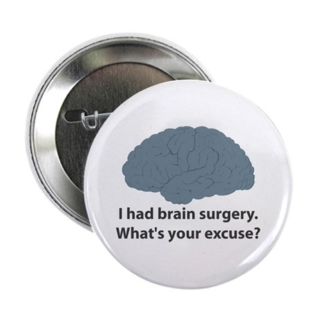I had brain surgery. What's Button