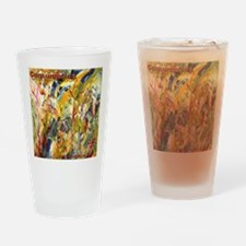 Consumption10x10 Drinking Glass