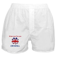 Orwell Family Boxer Shorts