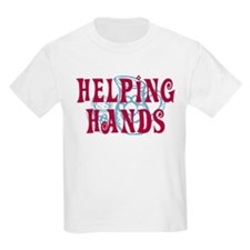 Helping Hands Kids T-Shirt