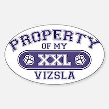 vizslaproperty Decal