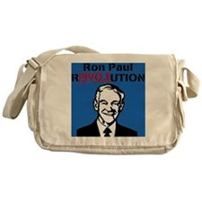 googlesantorumback2 Messenger Bag