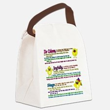 decolores song Canvas Lunch Bag