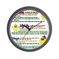 decolores song Wall Clock