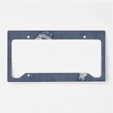 bj_toiletry_bag License Plate Holder