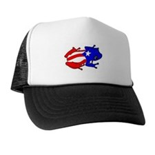 Puerto Rico Coqui Trucker Hat