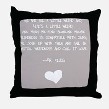 Untitled-7 Throw Pillow