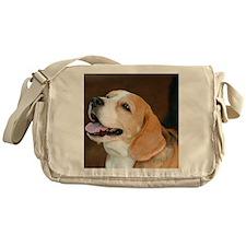Beagle Dog Messenger Bag