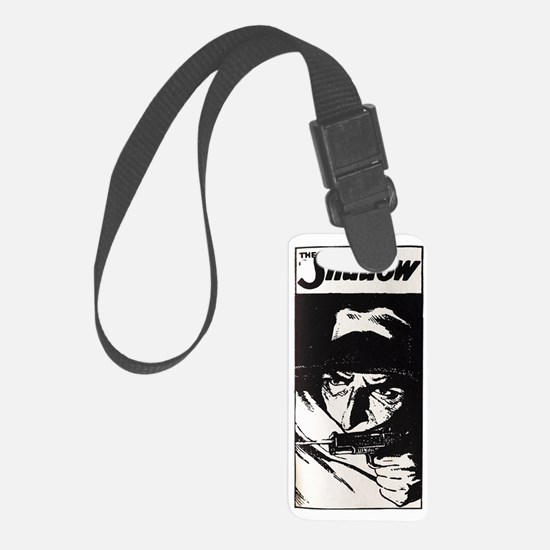 The Shadow Luggage Tag