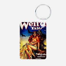 Weird Tales Jan Keychains