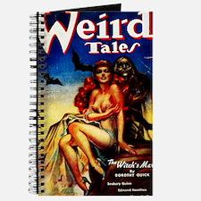 Weird Tales Jan Journal