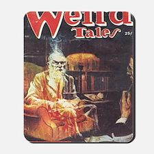 Weird Tales Sept Mousepad