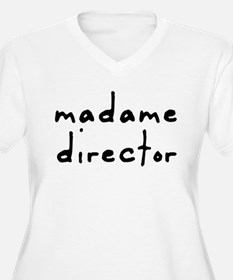 Madame Director Plus Size T-Shirt
