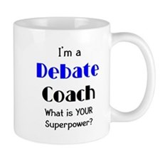 debate coach Mug
