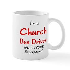 church bus driver Mug