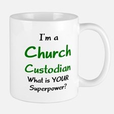 church custodian Mug