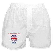 Irby Family Boxer Shorts