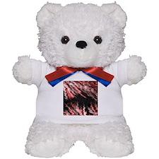 crazy effects 16 red Teddy Bear